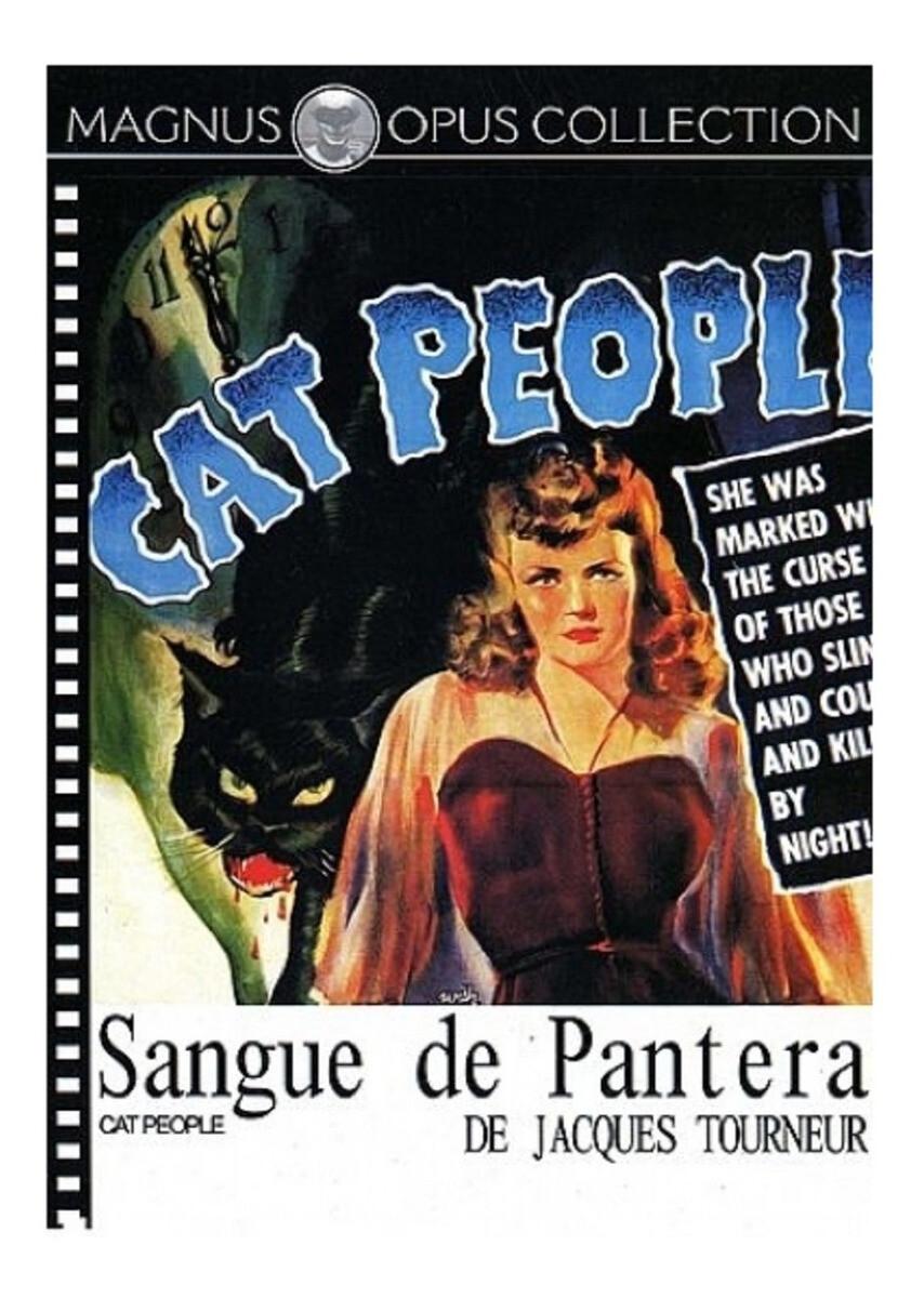 SANGUE DE PANTERA - DVD