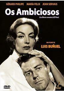 OS AMBICIOSOS - DVD