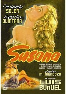 SUZANA - DVD