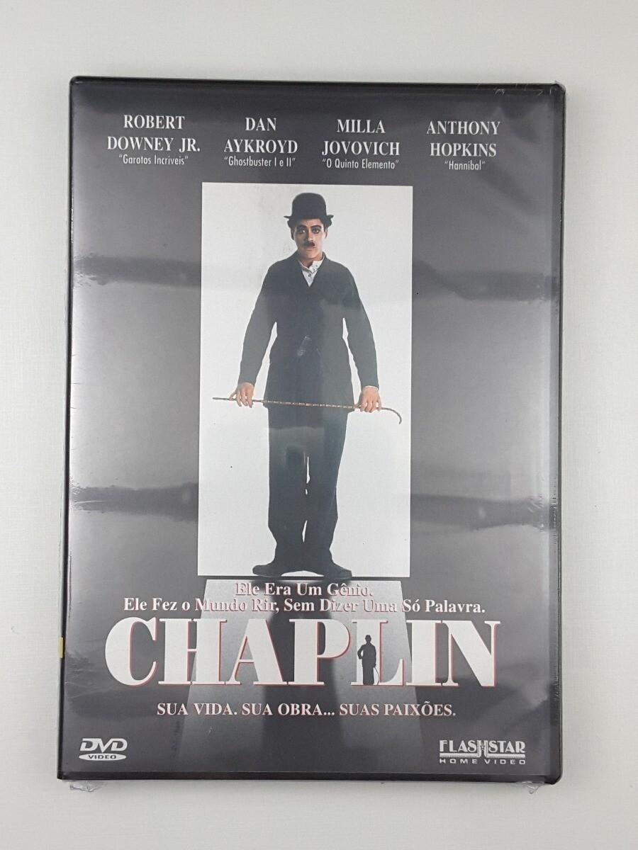 CHAPLIN - DVD