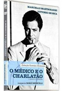 O MEDICO E O CHARLATAO - DVD