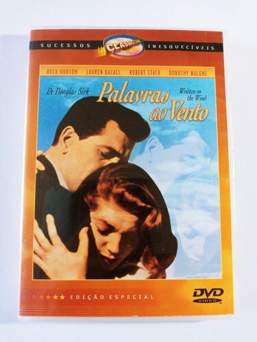 PALAVRAS AO VENTO - DVD