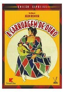 A CARRUAGEM DE OURO - DVD