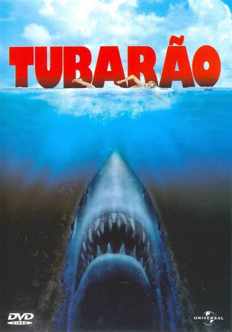 TUBARAO - DVD