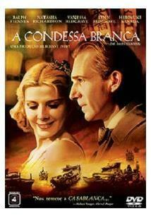 A CONDESSA BRANCA - DVD