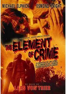 O ELEMENTO DO CRIME - DVD