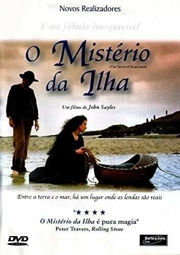 O MISTERIO DA ILHA - DVD