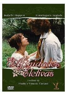 AS AFINIDADES ELETIVAS - DVD