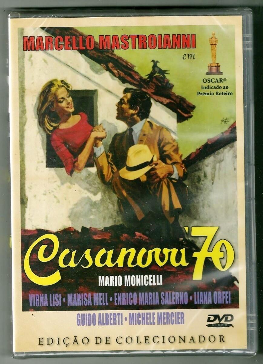 CASANOVA 70 - DVD