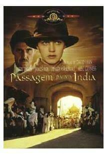 PASSAGEM PARA A INDIA - DVD