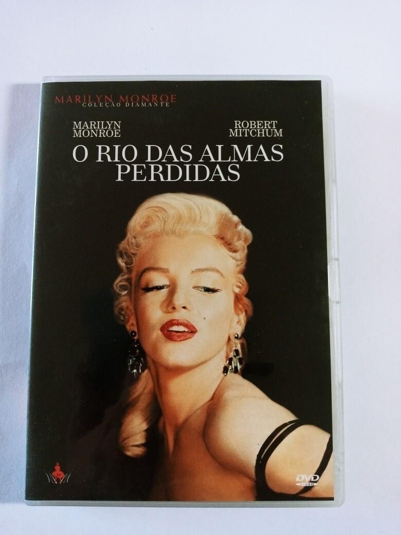 O RIO DAS ALMAS PERDIDAS - DVD