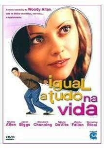 IGUAL A TUDO NA VIDA - DVD