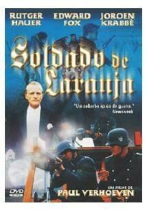 SOLDADO DE LARANJA - DVD