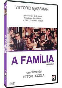 A FAMILIA - DVD