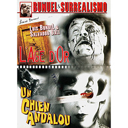 UM CAO ANDALUZ / L'AGE D'OR - DVD