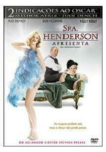 SRA HENDERSON APRESENTA - DVD