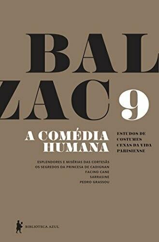 A Comédia Humana - v. 9