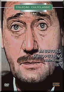 UM BURGUES MUITO PEQUENO - DVD