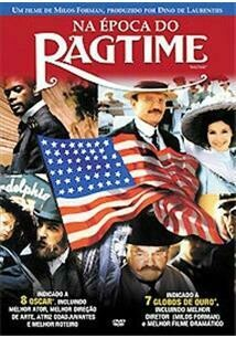 NA EPOCA DO RAGTIME - DVD