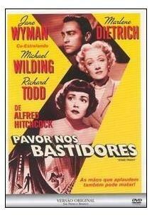 PAVOR NOS BASTIDORES - DVD