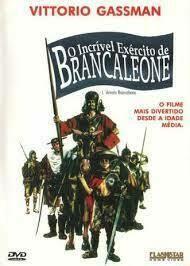O INCRIVEL EXERCICIO DE BRANCALEONE - DVD