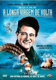 A LONGA VIAGEM DE VOLTA - DVD