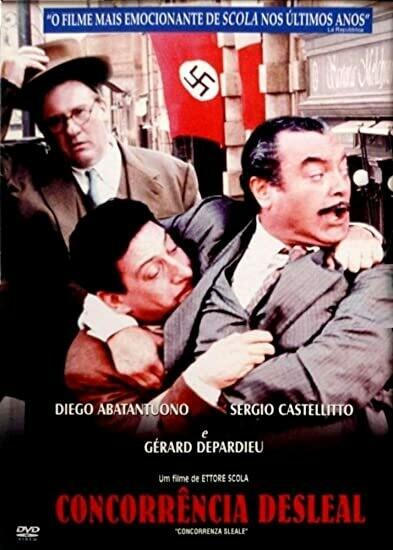 CONCORRENCIA DESLEAL - DVD
