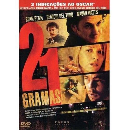 21 GRAMAS - DVD