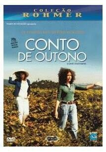 CONTO DE OUTONO - DVD