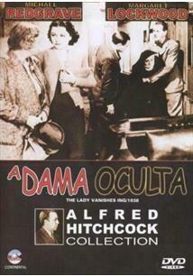 A DAMA OCULTA - DVD