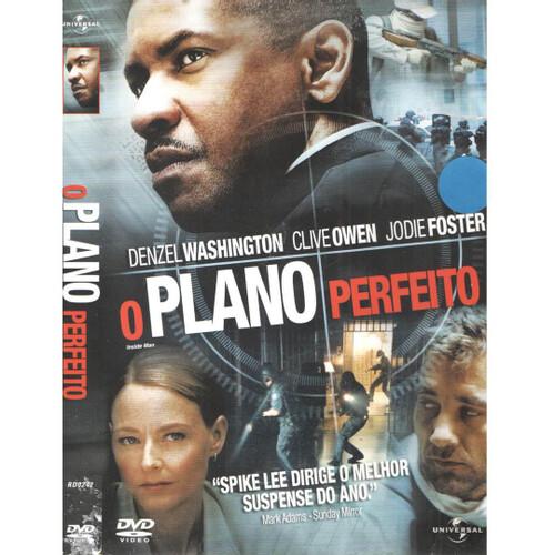 O PLANO PERFEITO - DVD