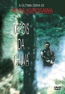 DEPOIS DA CHUVA - DVD