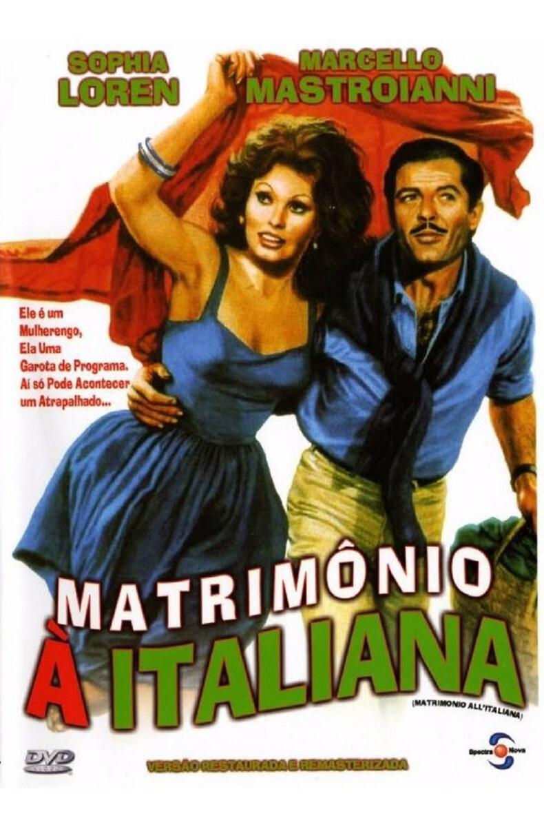 MATRIMONIA A ITALIANA - DVD