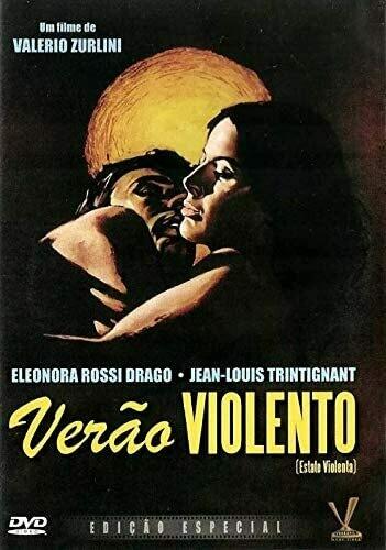 VERAO VIOLENTO - DVD