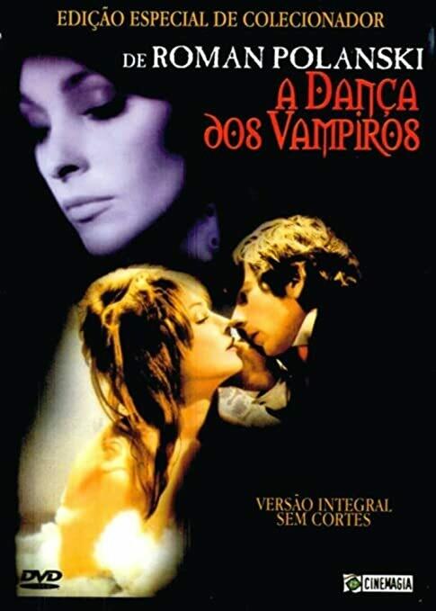 A DANCA DOS VAMPIROS - DVD