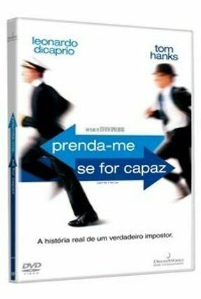 PRENDA-ME SE FOR CAPAZ - DVD