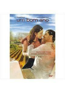 UM BOM ANO - DVD