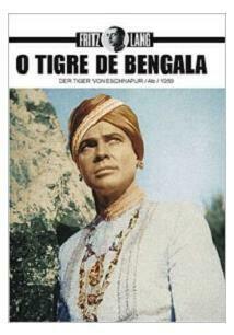 O TIGRE DE BANGALA - DVD