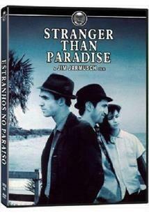 ESTRANHOS NO PARAISO - DVD