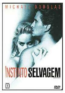 INSTINTO SELVAGEM - DVD