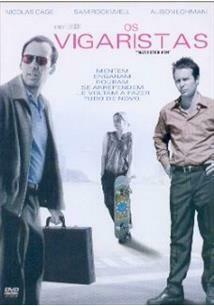 OS VIGARISTAS - DVD