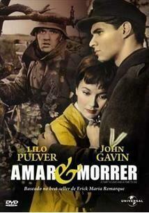 AMAR E MORRER - DVD
