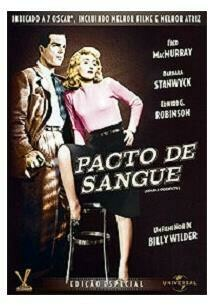 PACTO DE SANGUE - DVD