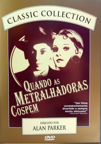 QUANDO AS METRALHADORAS COSPEM - DVD