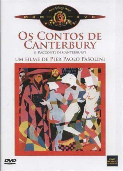 OS CONTOS DE CANTERBURY - DVD