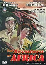 UMA AVENTURA NA AFRICA - DVD