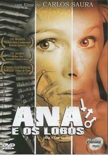 ANA E OS LOBOS - DVD
