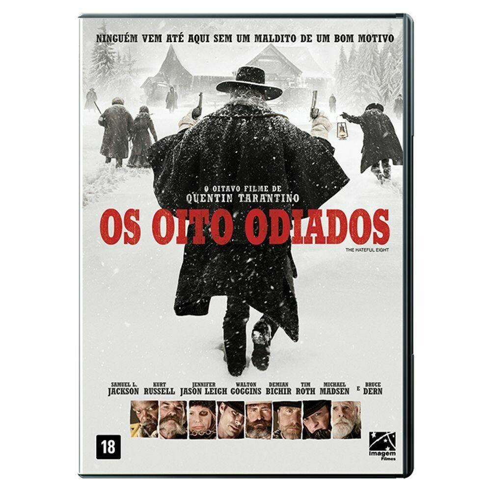 OS OITO ODIADOS - DVD