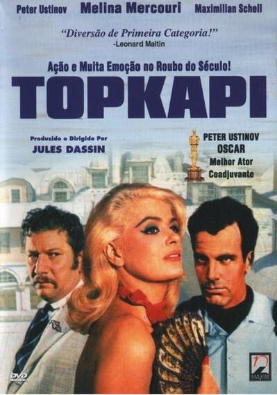 TOPKAPI - DVD