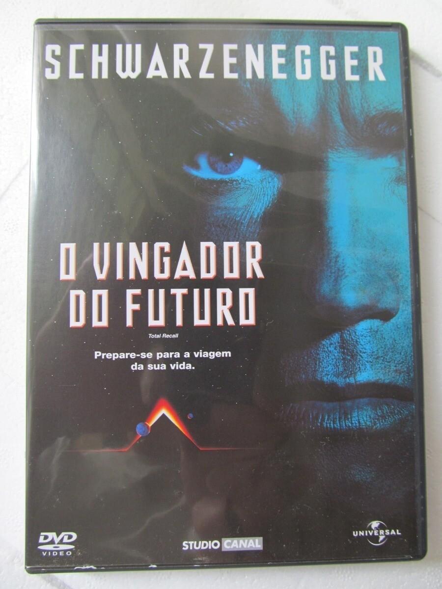 O VINGADOR DO FUTURO - DVD